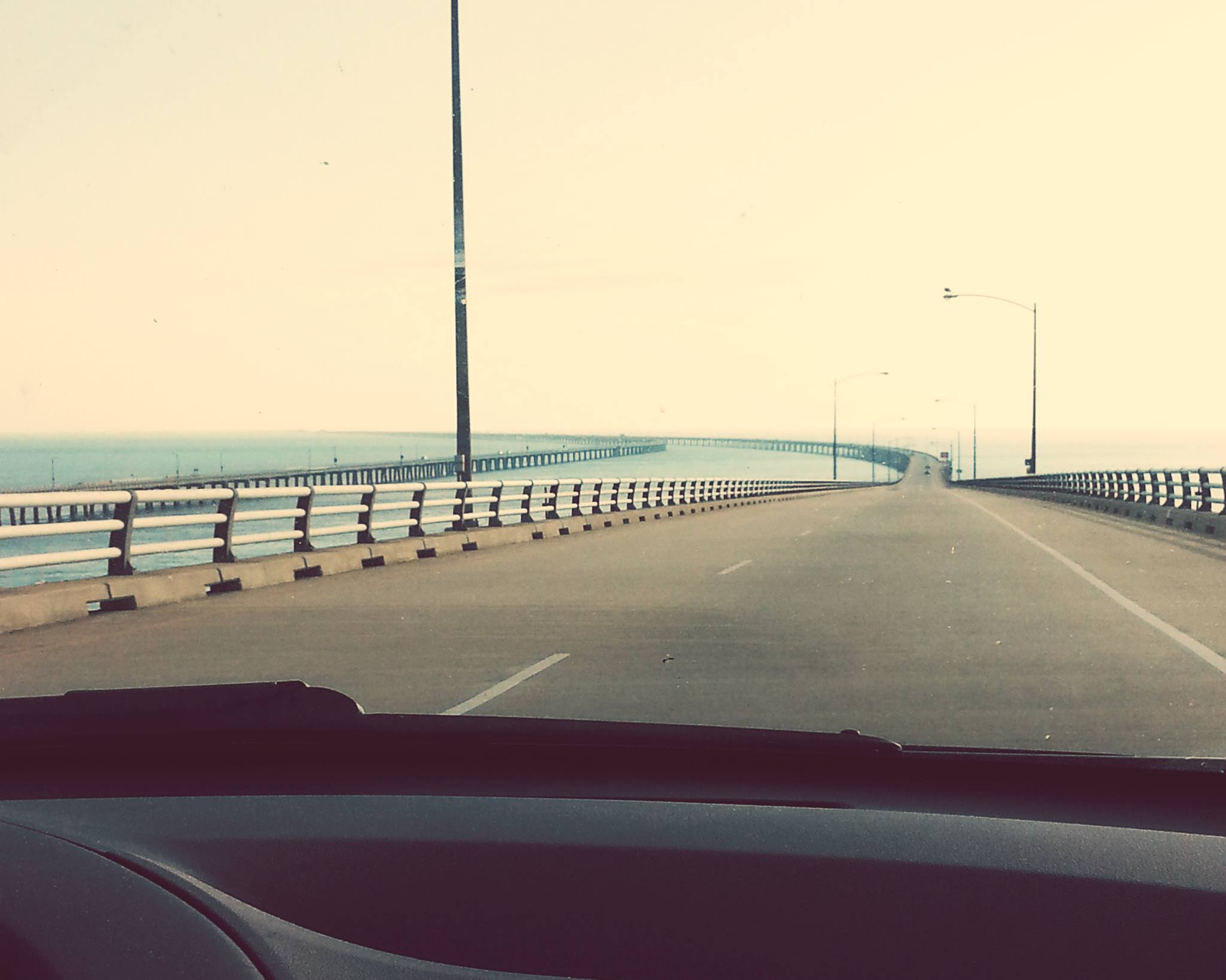 Route Chesapeake Bay Bridge