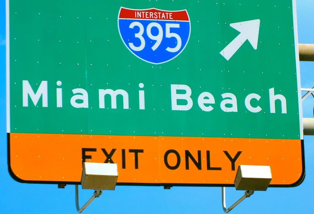 road trip direction miami